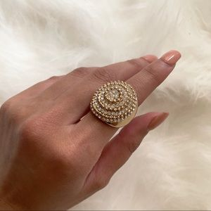 Jewelry - NEW! 🦄 Bling statement ring - 4 for $20!